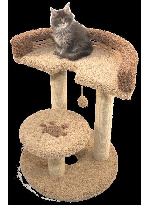 """Комплекс для кошек """"Бублик"""""""
