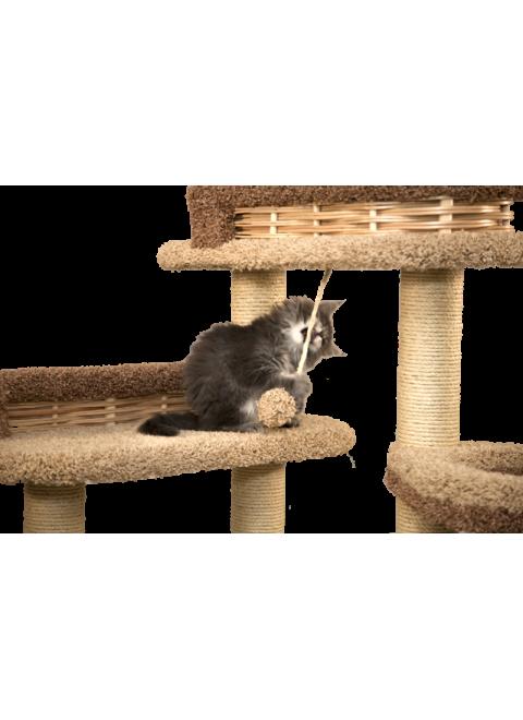 """Игровой комплекс для кошек """"Кэтсбург"""""""