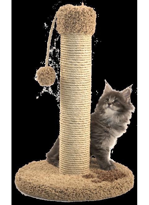"""Когтеточка для кошек """"Столбик"""""""